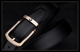 Wholesale Needle For Leather - 2017 design buckle brand Belts High Quality Designer Luxury Belt For Men Genuine Leather Belt Gold Silver Buckle