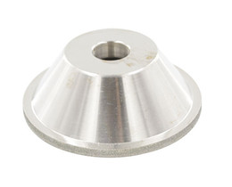 Wholesale Grinding Grit - 1pc 100 150 200 240 320 400 600 Grit Diamond CBN 11C9 Grinding Wheel 100mm Outside Diameter 20mm Mounting Hole 35mm Overall Depth
