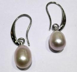 Wholesale Purple Copper Turquoise Bracelet - woman-8-9mm-Light-Purple-pearl-dangle-hook-earring-natural-freshwater-pearl woman-8-9mm-Light-Purple-pearl-dangle-hook-earring-natural-fre