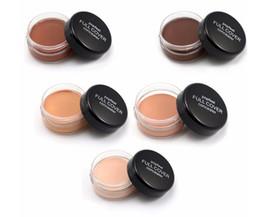 Wholesale China Eyes Makeup - China Brand Base Makeup Foundation Face Full Cover Concealer Hide Blemish Cream Lip Dark Eye Circle Cover Long Lasting