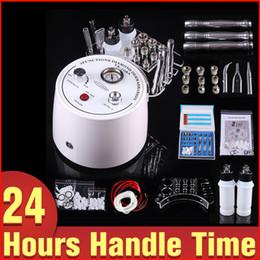 Wholesale Personal Machines - New Arrival Personal Skin Care 3 In 1 Diamond Microdermabrasion Vacuum Spray Peeling Skin Rejuvenation Beauty Machine