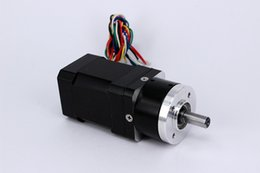 Wholesale Brushless Gear Motor - Gear dc motor planetary gearbox ratio 10:1 nema 17 60W 4000rpm dc brushless motor 24V bldc motor for peristaltic pump