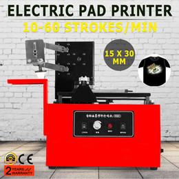 Wholesale T Shirts Screen Printing Machine - ELECTRIC PAD PRINTER PRINTING MACHINE T-SHIRT SCREEN PRINTING DESKTOP LABELING
