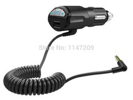 Wholesale jack plug charger - Wholesale-HIFI Car Bluetooth Music Adapter USB Mobile Phone Charger Car MP3 Player Hand-free Cigarette Lighter Plug AUX IN 3.5mm Jack