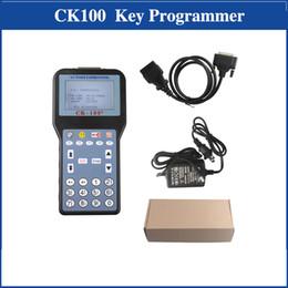 Programador clave toyota scanner online-2017 Nuevo escáner automático el último programador de la clave del coche CK-100 CK100 Auto Key Programmer V99.99 Generación de envío gratis de SBB