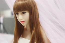 Wholesale Sex Doll Height - 153cm height sex doll real silicone full body life size real vagina artificial asia girl love doll for man