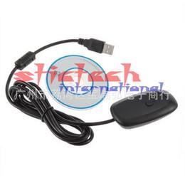 Canada Par dhl ou ems 50 pcs PC Portable Sans Fil Gaming Contrôleur USB Récepteur Adaptateur Pour Xbox 360 Console cheap ems laptop Offre