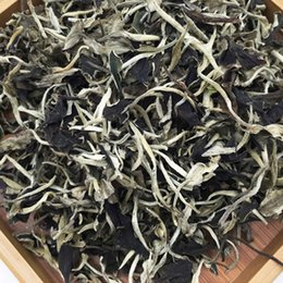 organic leaf Coupons - 2018 Rushed Limited White Tea Qs Standard Tea 1kg White Leaf Peony Moonlight Beauty Premium Loose Cheap Price 1000g Organic Puer