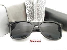 Wholesale Case Glasses Boy - 54mm Brands Designer sunglasses Fashion Men and Women Sunglasses UV Protection Sport Vintage Sun glasses Retro Eyewear With box and cases