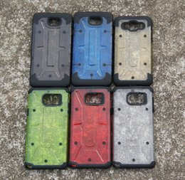 Wholesale Plasma Blue - For iPhone 7 Plasma Feather-Light Composite Military Drop Tested For Samsung Galaxy S8 huawei P10  Case