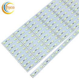 Wholesale Led Strips 14w - Rigid led light bars 5730 SMD rigid led strip light 36 60 72 LEDs DC12V high bright led Rigid strip