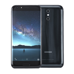 "Doogee baterias on-line-DOOGEE BL5000 MTK6750T Octa Núcleo Impressão Digital Android 7.0 4 GB de RAM 64 GB ROM 5.5 ""13MP Câmera 5050mAh Bateria 4G LTE Smartphone 1 pc"