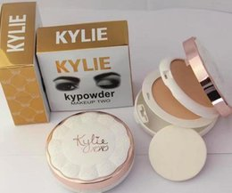 Wholesale Mix Deck - FREE SHIPPING HOT good quality Lowest Best-Selling good sale MAKEUP NewEST KYLIE Face Powder Double-deck + gift