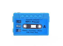 Wholesale Sd Tape Player - 2017 Newest Mini Tape MP3 Player Support TF Micro SD Card With Earphone & USB Cable Mini MP3 with Micro TF Slot