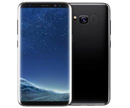 Wholesale Smartphone Android 2gb Ram - Goophone Android S8 Edge S8+ Plus Phone MTK6580 Quad Core 2G Ram 16GB Rom 8MP Camera 1280*720 Pixels Show 3G ram 64G rom Smartphone