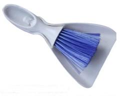 Spazzola per la pulizia dello sfiato della presa d'aria dell'automobile con lo strumento 10pcs PQ868 della pulitrice della tastiera della paletta per la spazzatura cheap car vent cleaning brush da pennello di pulizia dello sfiato dell'automobile fornitori