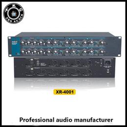 Wholesale Professional Audio Speakers - Ashly Crossovers XR-4001 ashly xr4001 professional speaker management loundspeaker management audio crossover