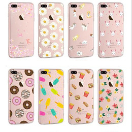 emoji iphone Coupons - fruit cute cartoon phone case for iphone 7 6 6s plus 5s soft TPU defender cover case emoji design protector cover case GSZ123