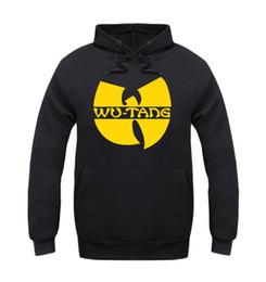 Wholesale Winter Style Jacket For Men - Wholesale-wu tang clan hoodie for men classic style winter sweatshirts sportswear hip hop jacket clothing Cotton hoodies wholesale