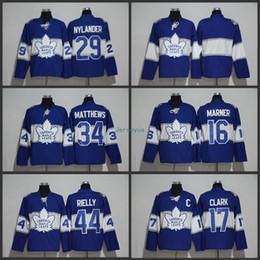Wholesale Flash Cotton - 2017 Centennial Classic Toronto Maple Leafs Jersey 100 Anniversary #16 Mitchell Marner #34 Auston Matthews #29 William Nylander #17 Clark