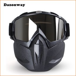 Wholesale Top Cycling Glasses - Top Brand Tactical Simulation Training Mask Anti-glare Anti-UV CS Tactical Protective Glasses Motorcycle Goggles Bicycle Cycling Glasses