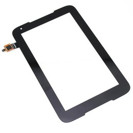 Wholesale New Lenovo Tablet Pc - Wholesale- New 7'' inch Black For Lenovo Lepad A1000 Touch Screen Touch Panel Digitizer Tablet PC Free Shipping