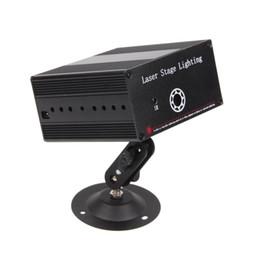 Wholesale Beam Laser Club Lighting - Wholesale- Stage Laser Light AC100V~240V 50Hz~60Hz RGB Stage Laser Lighting LED Disco Club Light Beam Lamp for DJ KTV