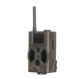 Wholesale Camera Infrared Photo - Hunting Trail Camera for Wildlife Photo Trap with 36Pcs Night Vision Infrared LEDs Hunting Video 12MP HD Camera