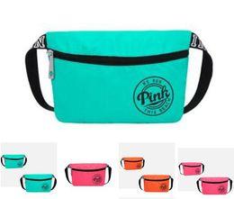 Wholesale Wholesale Men Waist Bag - Handbags Bags Pink Beach Waist Bag Women Purses Secret Good quality Quality Travel Bags Best Gifts 3 styles DHL Free Shipping