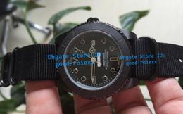 Relógios de mergulho on-line-Mens Vintage Automático Tecido de Nylon Strap Watch Men Top Luxo Cerâmica Bezel Dive Retro Esporte 116610 Stealth Clássico Relógios Relógios De Pulso