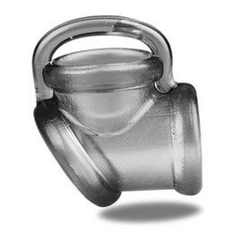 Wholesale Erotic Male Sex Toys - Soft Male Cock Cage Penis Rings Scrotum Bondage Slave Chastity Device In Adult Games , Fetish Erotic Sex Flirting Toys For Men