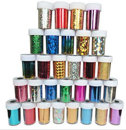 Wholesale Nail Foiling - 233 Options Nail Art Transfer Foil Sticker Paper DIY Beauty Polish Design Stylish Nail Decoration Tools