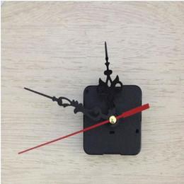 Wholesale Wholesale Parts For Clocks - 2017 Best Quartz Clock Mechanism Parts Accessories Clock Mechanism Clock Movement for DIY Accessories 5.5*5.5*1.5cm
