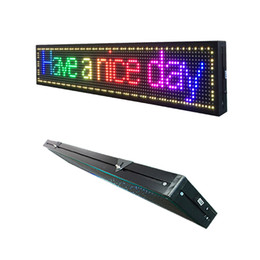 Wholesale Outdoor Led Displays Price - Free shipping wholesale price P10 outdoor full color led display scrolling text electronic billboards
