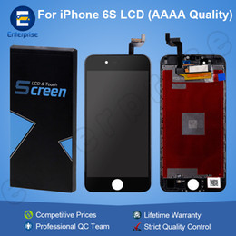 "grading panel Promo Codes - Factory Sale Grade AAAA Repair Part For iphone6S iphone 6S 4.7"" Full LCD Display Digitizer Touch Panel Screen Assembly Lifetime Warranty"
