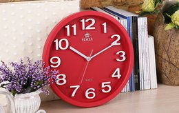 Wholesale Old Home - Fashion Home Wall Clocks Electronic Quartz Clocks Link Can be used Clocks order increase the freight,Old customer repeat purchase 40$-130$