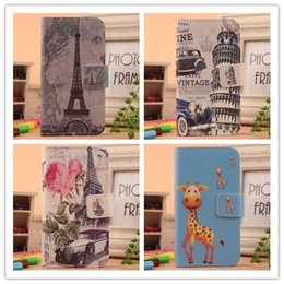 Wholesale Cartoon Galaxy S Cases - Book Style Cartoon Stand Flip Cover Skin Pouch For Samsung Galaxy S Advance i9070 1X Accessory PU Leather Case Phone Case