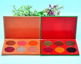 Wholesale Blush Palettes - Makeup PRO Blush Palette 6 color Blush Highlighters DHL Free shipping+GIFT.