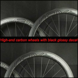 Wholesale Tubular Wheels Sale - New type quality china made Carbon road wheel clincher or tubular Road Bike 700C Wheels matte or glossy for sale