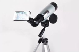 Wholesale Astronomical Telescope Lenses - Astronomical telescope bird watching land and sky star searcher spotting scope long range optical sight 50X phone lens