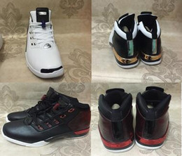 Wholesale Copper Cotton - Air Retro 17+ XVII Bulls Black Copper Gold Man Women Basketball Shoes AA High Quality Wholesale Size USA 5.5 12 Sneakers With Box