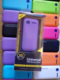 2019 banco de poder emoji 5600mah jelly power bank USB Output cargador de batería universal envío gratis