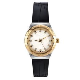 Wholesale Thinnest Waterproof Wrist Watch - woman Watches New Luxury Brand Ultra Thin Full Genuine Leather Clock Male Waterproof Casual Sport Watch Men Wrist Quartz Watch