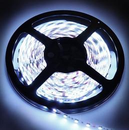 luces de tira llevadas que empaquetan Rebajas Envío gratis Flexible LED luz de tira SMD5050 DC24V / dc12V 60leds / m IP20 IP65 IP68 fiesta de vacaciones iluminación Ledstrip cinta lámpara decoración para el hogar
