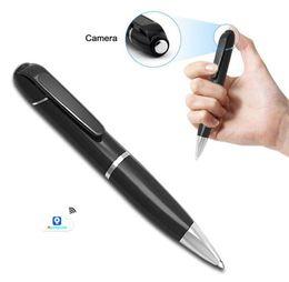 2019 usb pen mp3 player radio Profissional Sem Fio Wi-fi de rede remoto câmera de vídeo caneta HD mini câmera remota caneta de gravação Para Reunião De Aprendizagem de Negócios