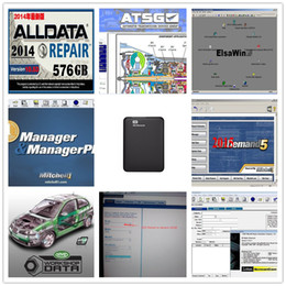 Wholesale Chevrolet 47 - Newest Car Repair Software Alldata 10.53+Mitchell on demand 2015+Vividworkshop+manager plus+heavy truck 47 in1 Software in 1TB HDD