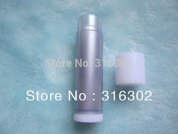 Wholesale Lipstick Containers - 100pcs lot DIY 5ml PP lip cream packaging,lip balm case , lipstick container,(not including the lip cream)