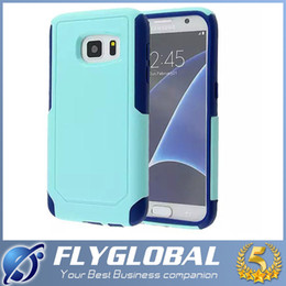 Wholesale Iphone 4s Armor - For Galaxy S8 Commuter 2 in 1 Hybird Case Hard Armor Cover for iPhone 7 6 6plus 5s se 5c 4s Samsung S7 Edge S6 Note5 with Retail Packaging