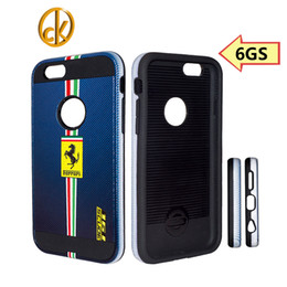 Wholesale Wholesale Sublimation Printing Phone - Wholesale Skid-proof 3D Sublimation Cell Phone Case for iPhone Relief Printing Protective Phone Case for iPhone 6