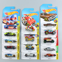 Wholesale Toy Cars For Cheap - 2017 kids hot wheels art motors mini metal die cast model scale hotwheels cheap racing car toys vehicle gifts for children boys